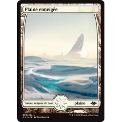 Terrain - Plaine enneigée (C) Foil [MH1]