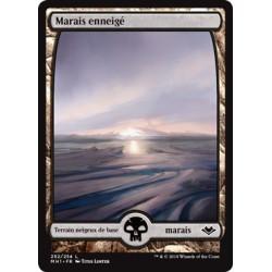 Terrain - Marais enneigé (C) Foil [MH1]