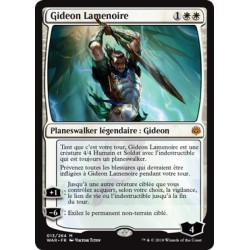 Blanche - Gideon Lamenoire (M) Foil [WAR]