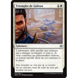 Blanche - Triomphe de Gideon (U) Foil [WAR]