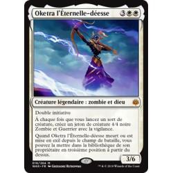 Blanche - Oketra l'Éternelle-déesse (M) Foil [WAR]
