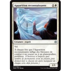 Blanche - Apparition reconnaissante (U) Foil [WAR]