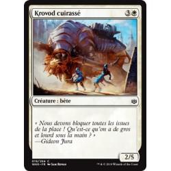 Blanche - Krovod cuirassé (C) Foil [WAR]
