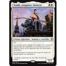 Blanche - Tomik, avoquiste éminent (R) Foil [WAR]