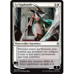 Blanche - La Vagabonde (U) Foil [WAR]