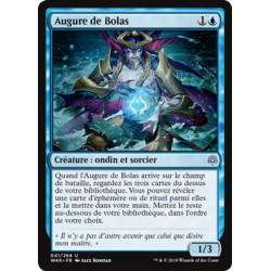 Bleue - Augure de Bolas (U) Foil [WAR]