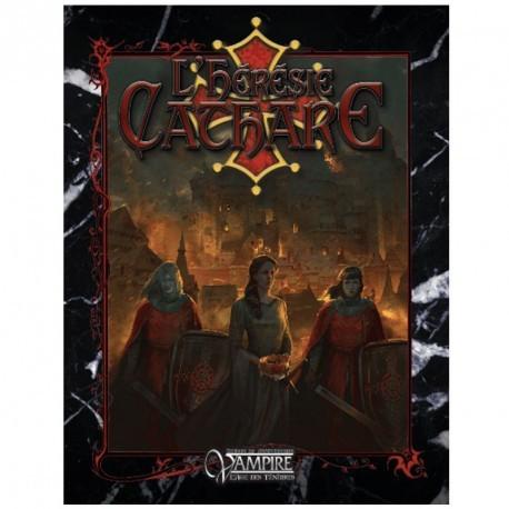 Vampire : l'Age des Ténèbres DA20 L'Hérésie Cathare