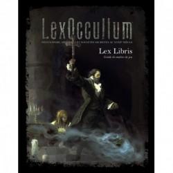 Lex Occultum - Lex Libris - Livre de base (Courant Juillet)