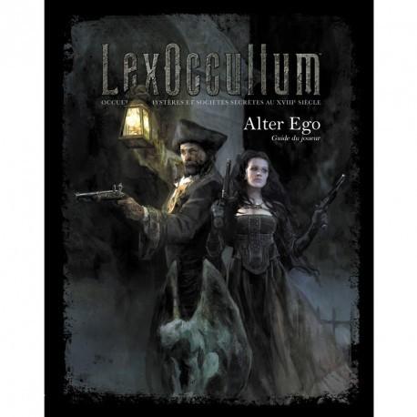 Lex Occultum - Alter Ego - Livre des Joueurs
