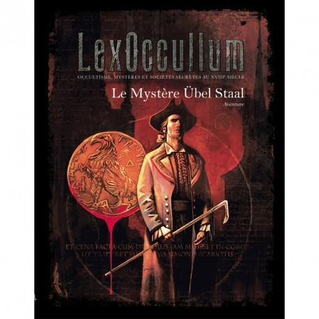 Lex Occultum - Aventure - Le Mystère Ubel Staal