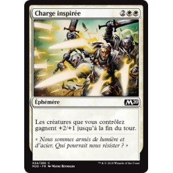 Blanche - Charge inspirée (C) [M20]