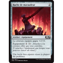 Artefact - Hache de maraudeur (C) [M20]