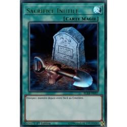 Yugioh - Sacrifice Inutile (UR) [BLHR]