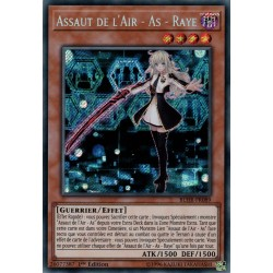 Yugioh - Assaut de l'Air - As - Raye (STR) [BLHR]