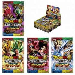 Boîte de 24 boosters Dragon Ball Super Card Game - Série 07