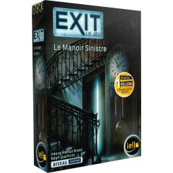 Exit : Le Jeu  - Le Manoir Sinistre