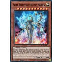 Yugioh - Avida, Reconstructeur des Mondes (SR) [RIRA]