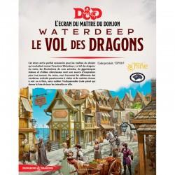 Ecran - Waterdeep - Le Vol des Dragons - Dungeons & Dragons 5edt