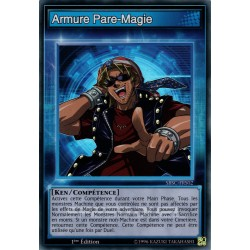 Yugioh - Armure Pare-Magie  (SR) [SBSC]