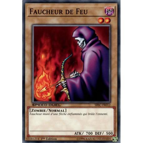 Yugioh - Faucheur de Feu  (C) [SBSC]