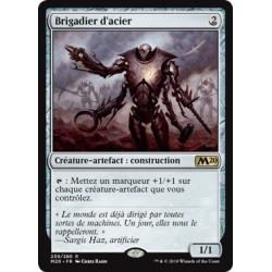 Artefact - Brigadier d'acier (R) [M20] FOIL