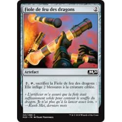 Artefact - Fiole de feu des dragons (C) [M20] FOIL