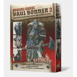 Black Plague Special Guest : Paul Bonner 2 - Zombicide