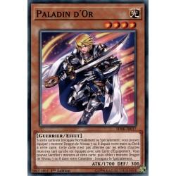 Yugioh - Paladin d'Or (C) [SDRR]