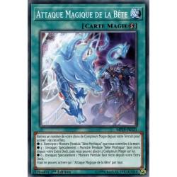 Yugioh - Attaque Magique de la Bête (C) [MP19]