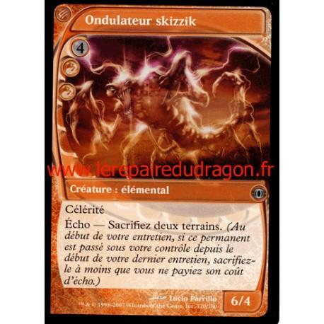 Rouge - Ondulateur Skizzik (U)