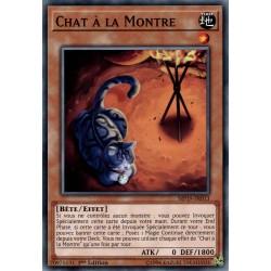 Yugioh - Chat à la Montre (C) [MP19]