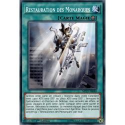 Yugioh - Restauration des Monarques (C) [MP19]