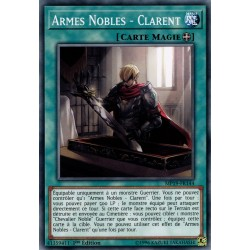 Yugioh - Armes Nobles - Clarent (C) [MP19]