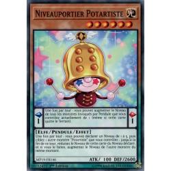 Yugioh - Niveauportier Potartiste (C) [MP19]