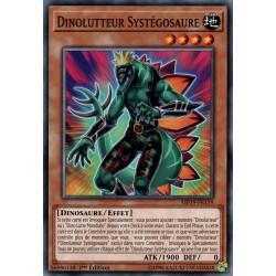 Yugioh - Dinolutteur Systégosaure (C) [MP19]