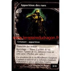 Noire - Apparition des Rues (U)
