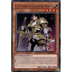Yugioh - Custennin le Chevalier Noble (R) [MP19]