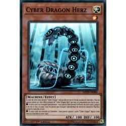 Yugioh - Cyber Dragon Herz (SR) [MP19]