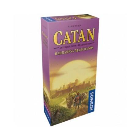 Catan : Barbares et Marchands - Extension 5/6 joueurs
