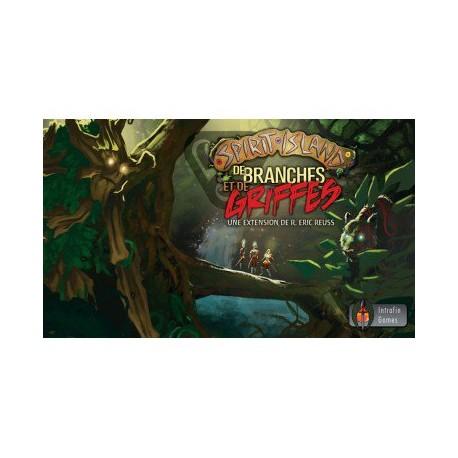 Spirit Island - De Branches et de Griffes