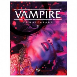 Vampire : la Mascarade Livre de Base V5