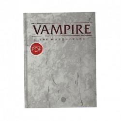 Vampire : la Mascarade Livre de Base V5 Edition de Luxe