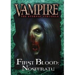 VTES First Blood - Deck Nosferatu (Jeu de Cartes)