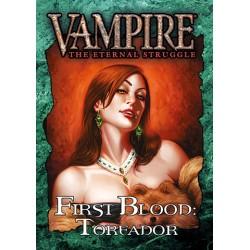VTES First Blood - Deck Toreador (Jeu de Cartes)