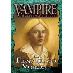 VTES First Blood - Deck Ventrue (Jeu de Cartes)