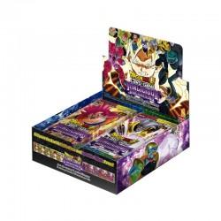 Boîte de 24 boosters Dragon Ball Super Card Game - Série 08