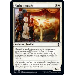Blanche - Vache troquée (C) [ELD]