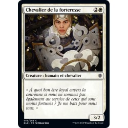 Blanche - Chevalier de la forteresse (C) [ELD]
