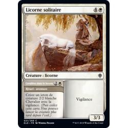 Blanche - Licorne solitaire (C) [ELD]