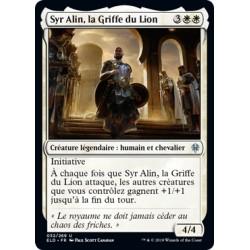 Blanche - Syr Alin, la Griffe du Lion (U) [ELD]